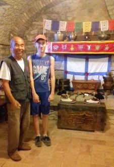 Borgo di Votigno e Tibet