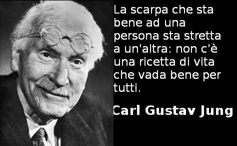 Carl Gustav Jung 5 frase e citazione
