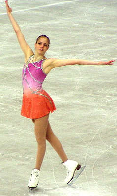 Carolina Kostner: gli esordi