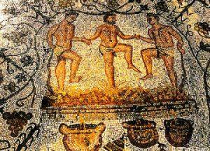 Come il vino al tempo dei Romani e dei Greci favorì gli scambi culturali 1