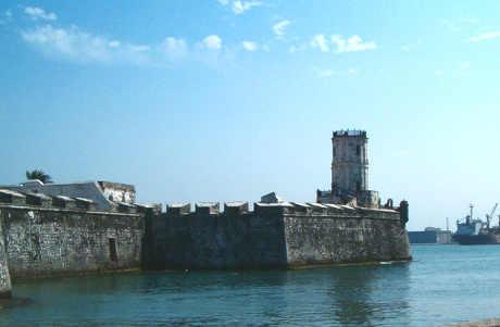 Forte di San Juan de Ulúa, la fortezza 5
