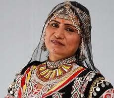 Gulabo Sapera, ballerina indiana