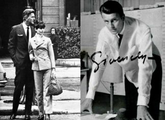 Hubert de Givenchy Una leggenda della Moda
