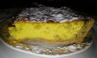Pastiera integrale senza burro e zucchero 1