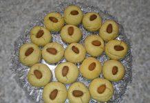Semolotti integrali con mandorle senza burro e senza zucchero
