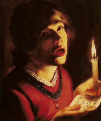 Trophime Bigot , il maestro della candela 5