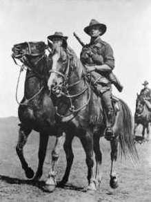 cavalleria della battaglia di Bersheva