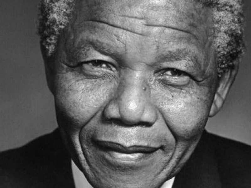 grafia Nelson Mandela 2