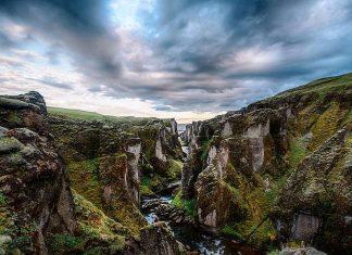 i Canyon dell'Islanda