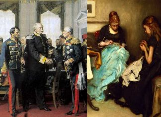 I contrasti in epoca vittoriana