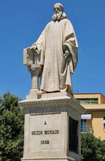 I retaggi nascosti del Medioevo: Guido d'Arezzo