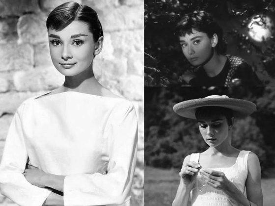 La fragile bellezza di Audrey Hepburn