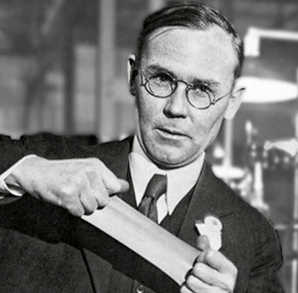 Wallace Carothers, inventore del nylon