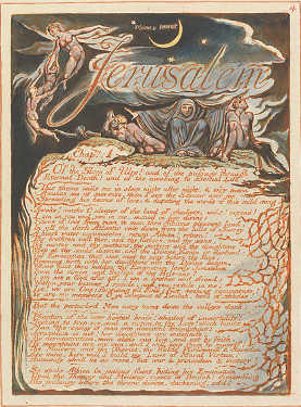William Blake Jerusalem