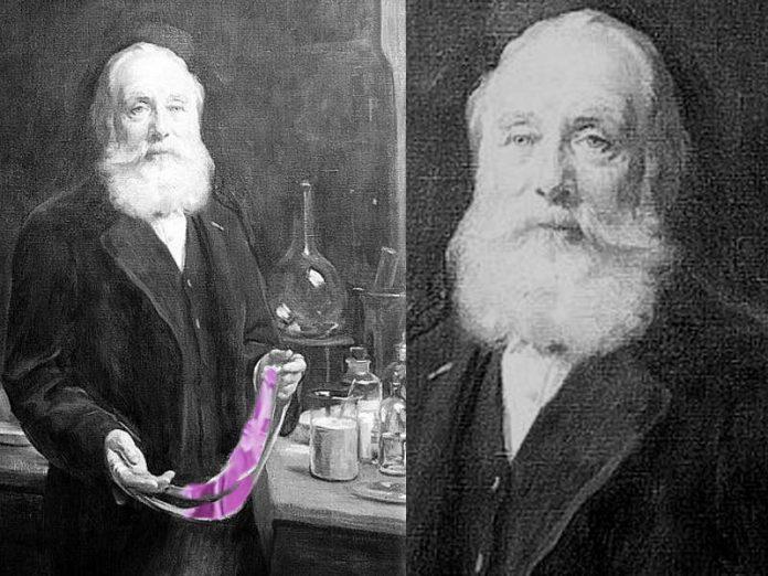William Henry Perkin e il colore viola che rivoluzionò la moda e la chimica