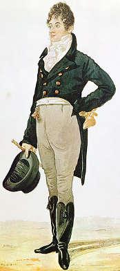 Beau Brummell, il più famoso dandy della storia, lo stile