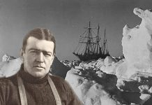Ernest Shackleton e Endurance