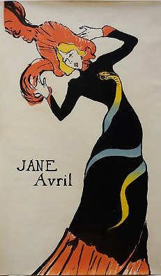 Il Cancan: Jane Avril