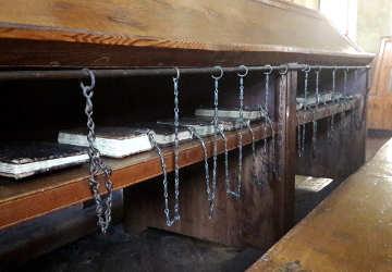 I retaggi nascosti del Medioevo Biblioteca Malatestiana