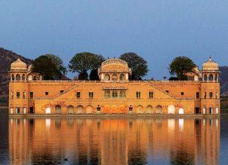 Jal Mahal Palazzo sull'acqua