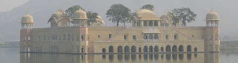 Jal Mahal il Palazzo sull'acqua 2