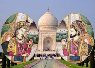 La leggenda del Taj Mahal