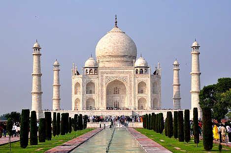 leggenda del Taj Mahal 4