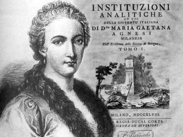 Maria Gaetana Agnesi: La perfezione della matematica e l'umana carenza