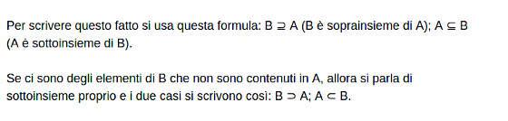 il teorema di Cantor 2 esempio