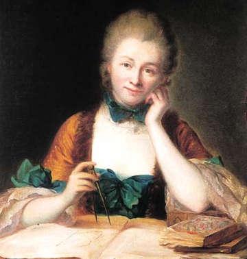 la matematica Émilie du Châtelet