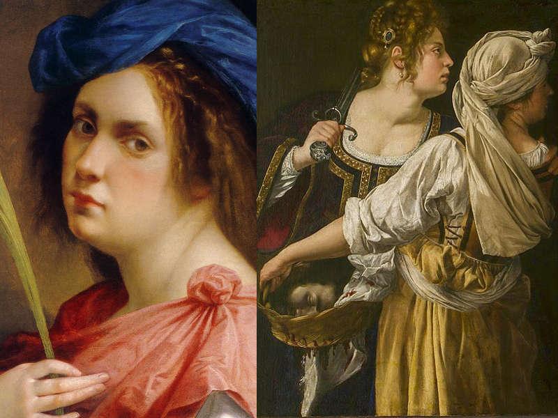 Artemisia Gentileschi, la pittrice che fu violentata e