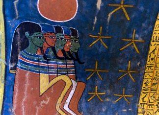Il Blu egiziano, il più antico pigmento artificiale nella storia umana