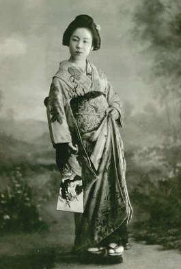 La geisha, foto