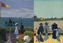 L'arte giapponese Ukiyo-e e la sua influenza nell'impressionismo