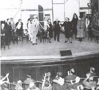 Luigi Pirandello teatro 1923 sei personaggi in cerca d'autore