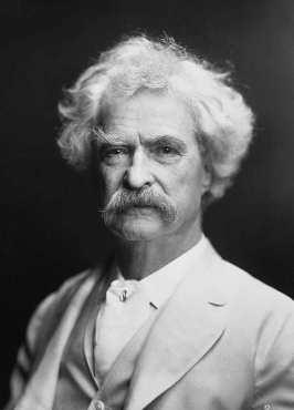 Mark Twain 1 foto