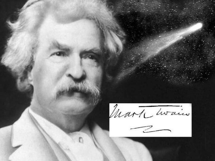 Mark Twain un umorismo che vince il dolore