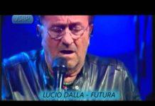 Futura di Lucio Dalla, testo e video di una canzone dal Muro di Berlino