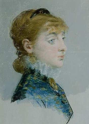 Édouard Manet, ritratto di Valtesse de La Bigne