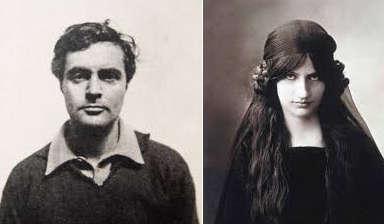 7 Coppie di artisti, amore e arte: Amedeo Modigliani e Jeanne Hébuterne