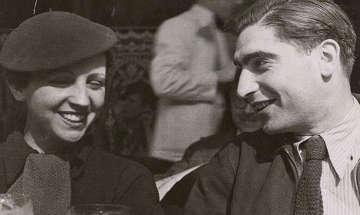 7 Coppie di artisti, amore e arte: Gerda Taro e Robert Capa