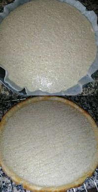 La Crostata morbida integrale preparazione