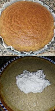 a Crostata morbida integrale preparazione