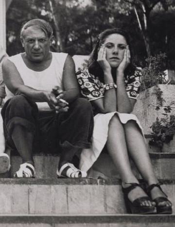 Dora Maar e Pablo Picasso