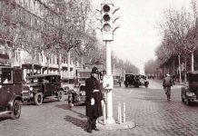 Il semaforo, un'invenzione che ha fatto strada