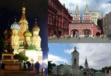 """Reportage dalla crociera fluviale """"la via degli zar"""": Soggiorno a Mosca"""