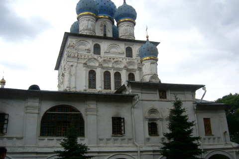 Soggiorno a Mosca: foto dal Parco Kolomenskoe