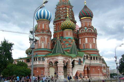 Reportage Soggiorno a Mosca: laCattedrale di San Basilio