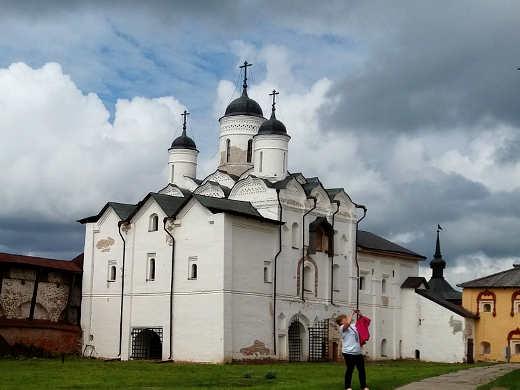 Reportage crociera la via degli zar: Goritzy, Monastero di San Cirillo