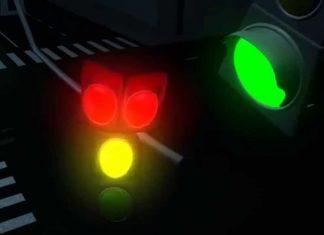 Un divertente corto animato e una domanda: Perché il rosso, il verde e il giallo sono i colori dei semafori?